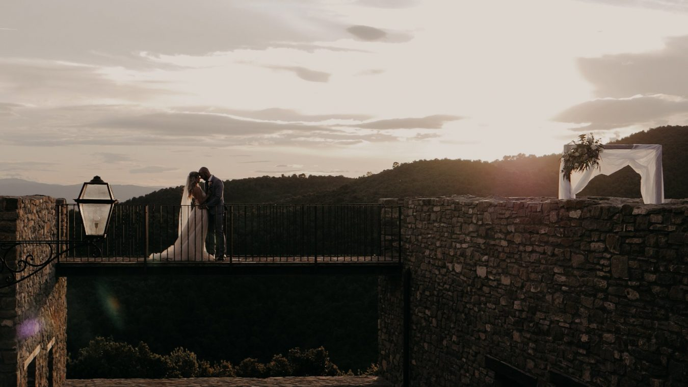 rome wedding video